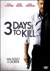 Copertina  3 days to kill [DVD]