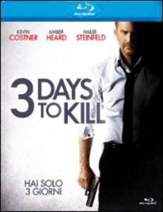 3 Days to Kill di McG - Blu-ray