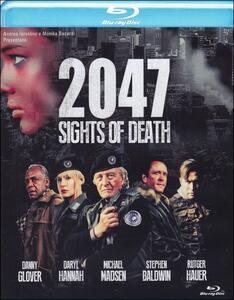 2047. Sights of Death di Alessandro Capone - Blu-ray