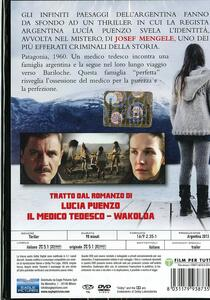 The German Doctor di Lucía Puenzo - DVD - 2