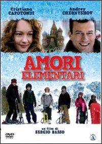 Cover Dvd Amori elementari (DVD)