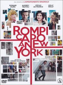 Rompicapo a New York di Cédric Klapisch - DVD