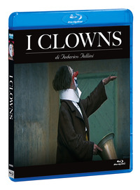 Cover Dvd clowns (Blu-ray)