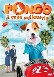 Pongo il cane milionario di Tom Fernández - DVD