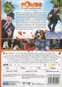 Pongo il cane milionario di Tom Fernández - DVD - 2