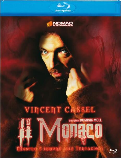 Il monaco di Dominik Moll - Blu-ray