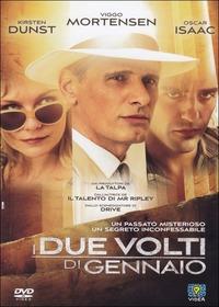 Cover Dvd due volti di gennaio (DVD)