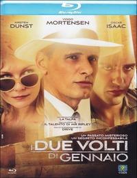 Cover Dvd due volti di gennaio (Blu-ray)