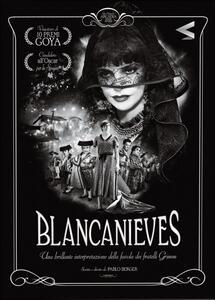 Blancanieves di Pablo Berger - DVD