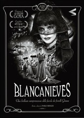Copertina  Blancanieves [DVD]