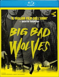 Cover Dvd Big Bad Wolves (Blu-ray)