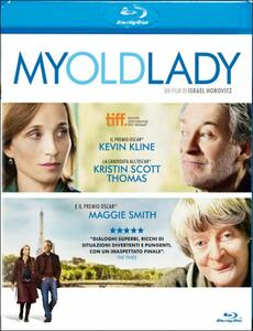 My Old Lady di Israel Horovitz - Blu-ray