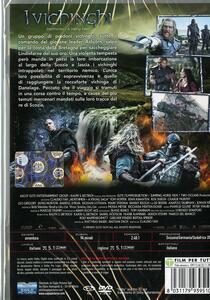 I vichinghi di Claudio Fäh - DVD - 2