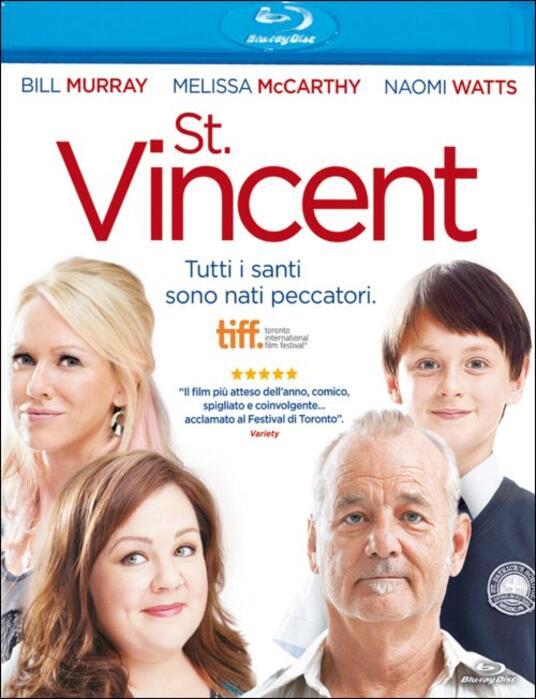 St. Vincent di Ted Melfi - Blu-ray