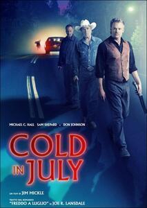 Cold in July. Freddo a luglio di Jim Mickle - DVD