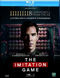 Cover Dvd Imitation Game (Blu-ray)