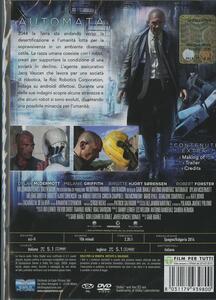 Automata di Gabe Ibáñez - DVD - 2