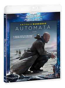 Automata di Gabe Ibáñez - Blu-ray
