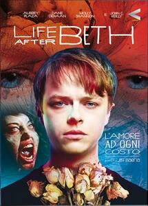 Life After Beth. L'amore ad ogni costo di Jeff Baena - DVD