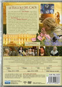 Le regole del caos di Alan Rickman - DVD - 2