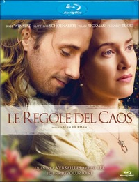 Cover Dvd regole del caos (Blu-ray)