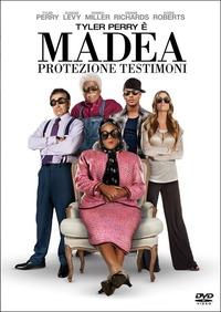 Cover Dvd Madea. Protezione testimoni (DVD)