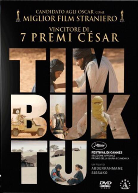 Timbuktu di Abderrahmane Sissako - DVD