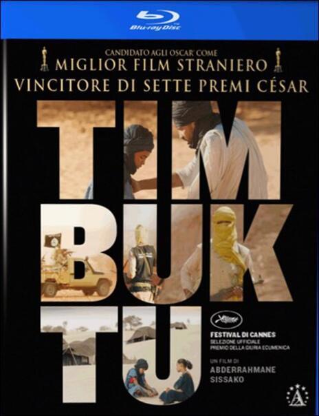 Timbuktu di Abderrahmane Sissako - Blu-ray