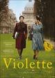 Cover Dvd Violette