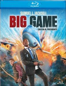 Big Game. Caccia al presidente di Jalmari Helander - Blu-ray