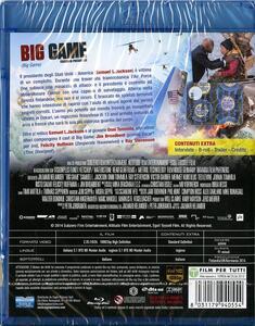 Big Game. Caccia al presidente di Jalmari Helander - Blu-ray - 2
