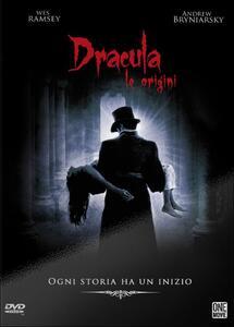 Dracula. Le origini di Michael Feifer - DVD