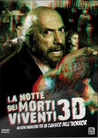 Cover Dvd notte dei morti viventi 3D (DVD)