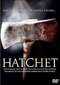 Cover Dvd The Hatchet