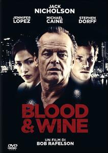 Blood and Wine di Bob Rafelson - DVD