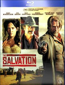 The Salvation di Kristian Levring - Blu-ray