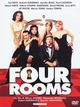 Cover Dvd DVD Four Rooms