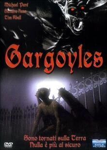 Gargoyles di Jim Wynorski - DVD