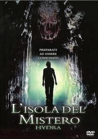 Cover Dvd Hydra. L'isola del mistero (DVD)
