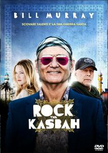 Rock the Kasbah di Barry Levinson - DVD