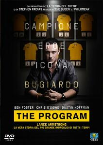 The Program di Stephen Frears - DVD