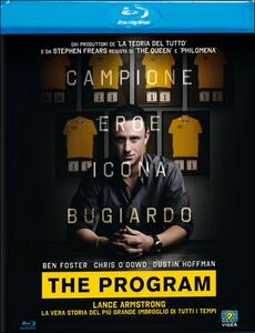 The Program di Stephen Frears - Blu-ray