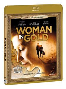 Woman in Gold (Blu-ray) di Simon Curtis - Blu-ray