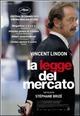 Cover Dvd DVD La legge del mercato