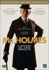 Film Mr. Holmes. Il mistero del caso irrisolto Bill Condon