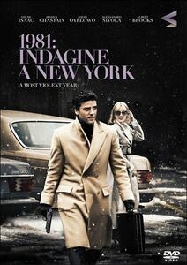 1981: Indagine a New York di J. C. Chandor - DVD