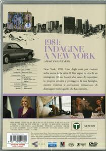 1981: Indagine a New York di J. C. Chandor - DVD - 2