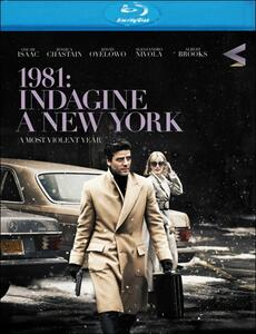 1981: Indagine a New York di J. C. Chandor - Blu-ray
