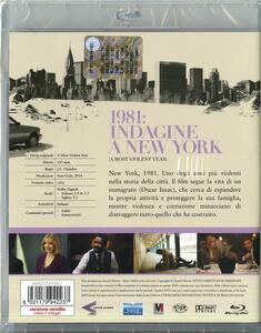 1981: Indagine a New York di J. C. Chandor - Blu-ray - 2