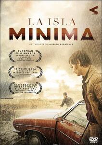 La isla mínima di Alberto Rodríguez - DVD
